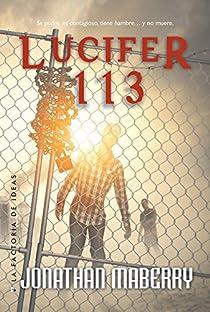 Lucifer 113 par Maberry