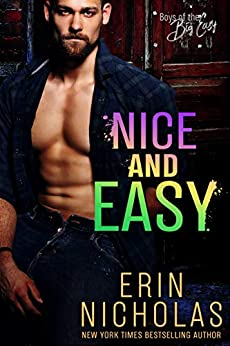 Nice and Easy (Boys of the Big Easy) by [Nicholas, Erin]