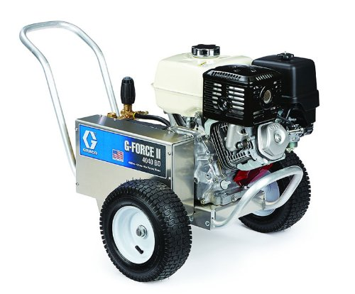 Graco G-Force II 4040 BD Pressure Washer 24U624 by Graco