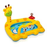 Best Paddling Pools - Intex Smiley Giraffe Baby Paddling Pool by Intex Review