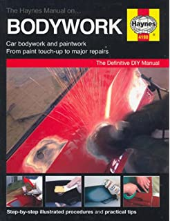 The car bodywork repair manual a do it yourself guide to car bodywork and paintwork manual solutioingenieria Images