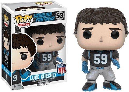 Funko POP NFL: Wave 3 - Luke Kuechly Action Figure