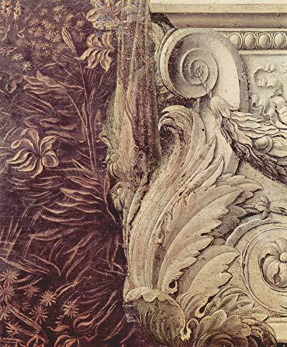 (Home Comforts Laminated Poster Leonardo da Vinci - Annunciation, Detail [2] Vivid Imagery Poster Print 11 x 17)