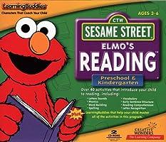 Elmo's Reading Preschool & Kindergarten