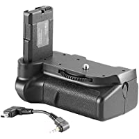 Neewer Pro Battery Grip for Nikon D5100 5200 D5300 DSLR Camera Compatible with EN-EL14 Batteries