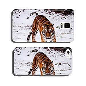 Siberian Tiger cell phone cover case Samsung S6