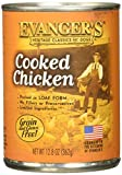 Evanger's All Natural Classic Cooked Chicken Canned Dog Food (12.8 oz. (12 in case)) For Sale