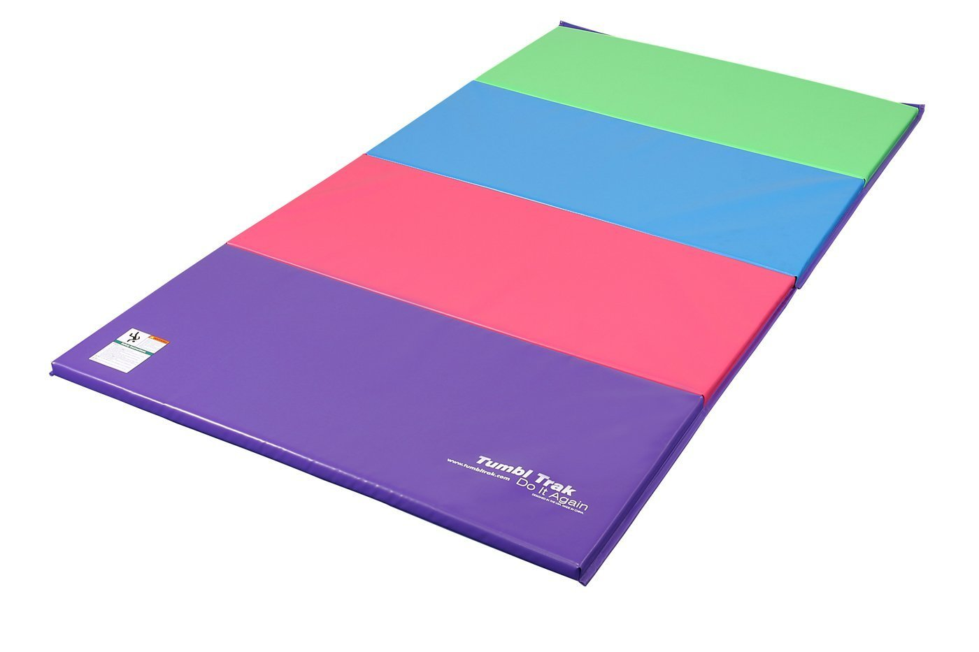 Buy Tumbl Trak Folding Gymnastics Mat 4ft X 8ft Online At