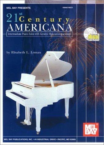 21st Century Americana: Intermediate Piano Solos with