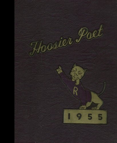 (Reprint) 1955 Yearbook: James Whitcomb Riley High School, South Bend, Indiana -