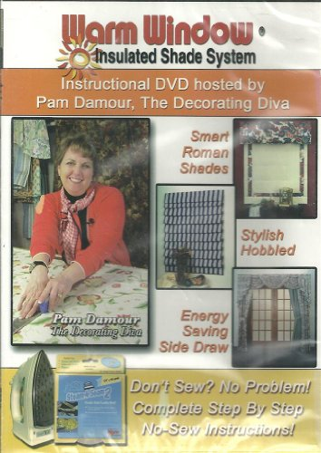 Warm Window Insulated Shade System-Instructional DVD