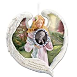 Thomas Kinkade Always In Our Heart Remembrance Ornament by The Bradford Exchange