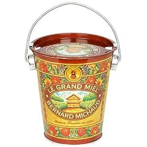 Bernard Michaud 1000, Flower Honey, 26.45-Ounce Pails (Pack of 2)