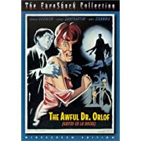 Awful Dr. Orlof (Bilingual)