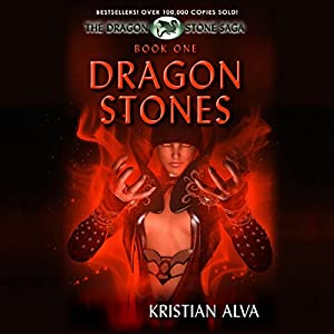 Dragon Stones Audiobook