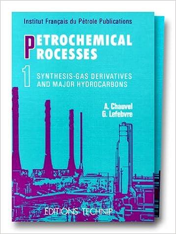 Petrochemical Processes Book