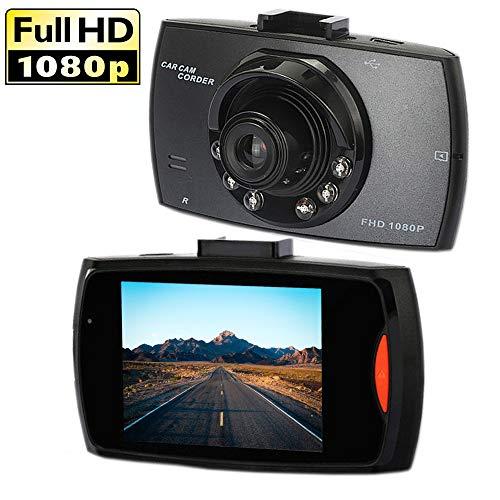 "Dash Cam MingAo 2.7"" Full HD 1080P 140 Wide Angle Dash Camera for Cars DVR Vehicle Dashboard Camera Recorder Display G-Sensor Night Vision Loop Recording"