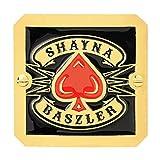 WWE Shayna Baszler NXT Championship Replica Side