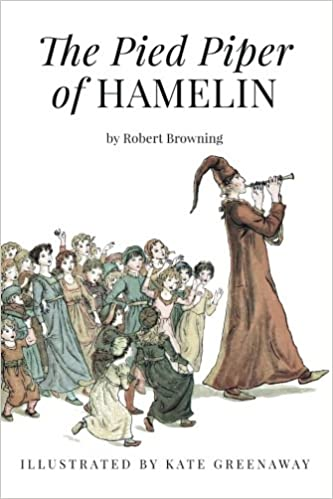 Image result for pied piper classic novel robert browning