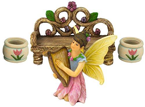 Magical Fairy Garden Twig Flower
