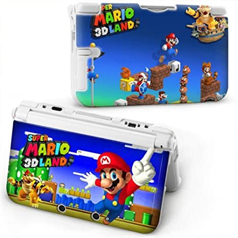 Super Mario Bros Kart Cart Hard Protective Case Cover For ...