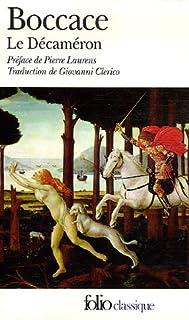 Le décaméron, Boccaccio, Giovanni
