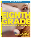 Eighth Grade Cover - Blu-ray, DVD, Digital HD