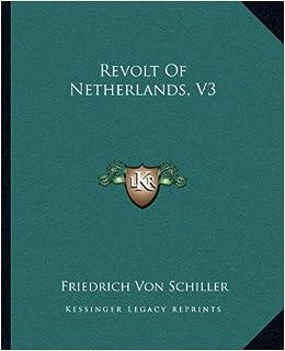 Revolt of Netherlands, V3