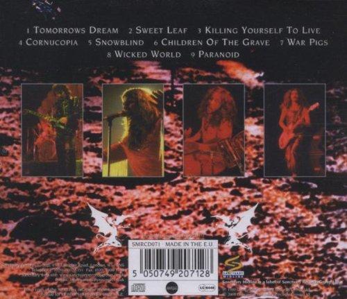 LIVE AT LAST - BLACK SABBATH by Black Sabbath
