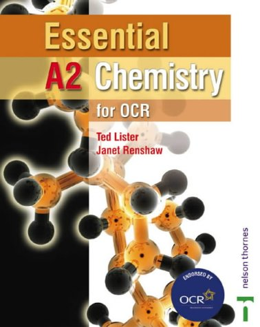 Essential A2 Chemistry for OCR Student Book