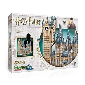 Wrebbit W3d 2015 Puzzle 3d Hogwarts Astronomy Tower 875 Pezzi