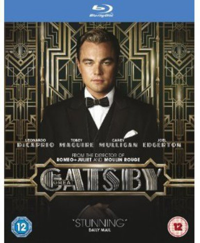 Blu-ray : Great Gatsby (Blu-ray)