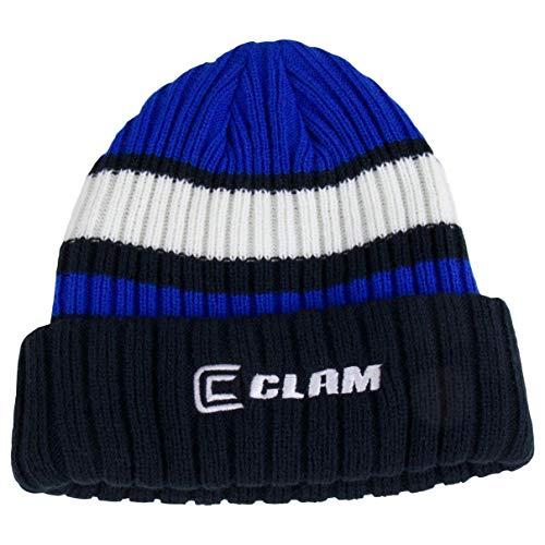 Clam Knit Stocking Cap -