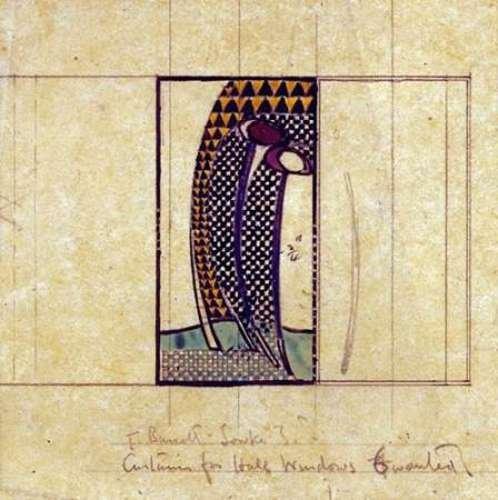 Rennie Mackintosh Window - 1