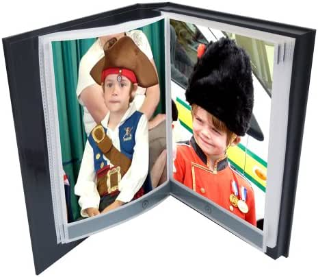Talking Photo Album, Voice recordable with 6 Minutes Total Recording time, 20 Pages. Speaking and Listening Activities and Independent Living