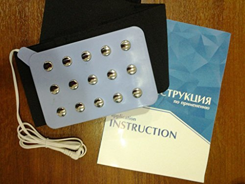 Multiple Spinal Electrode Contacts for Scenar with English Instruction by RITM