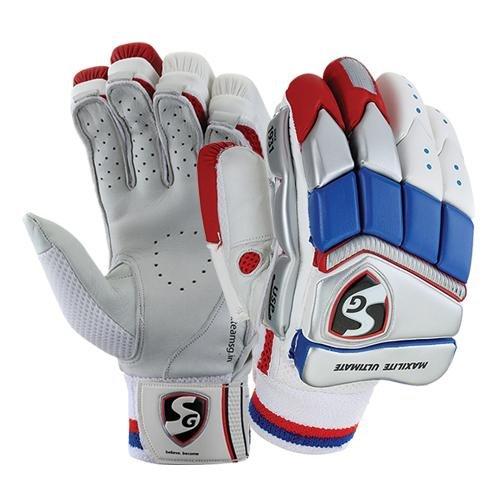 SG Maxilite Ultimate Cricket Batting Gloves,Right Hand-Mens
