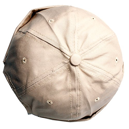 Miki Bonnet Hommes Coton Petite Des Accessoryo Mode Cap Beige 1wSEa
