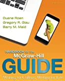 The Handbook for the Mcgraw Hill Guide, Roen, Duane and Glau, Gregory, 0077424301