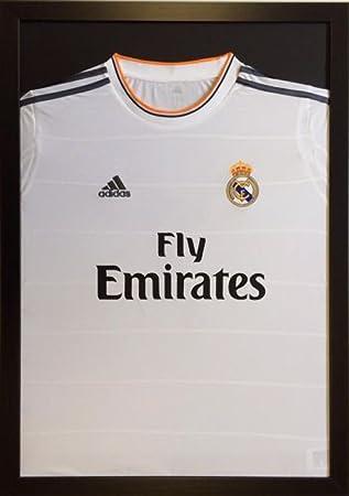 Ready Made Shirt Frame Black - Black or White Mount For signed ...