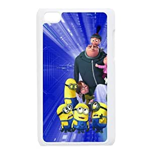 Despicable Me FG0003513 Phone Back Case Customized Art Print Design Hard Shell Protection Ipod Touch 4