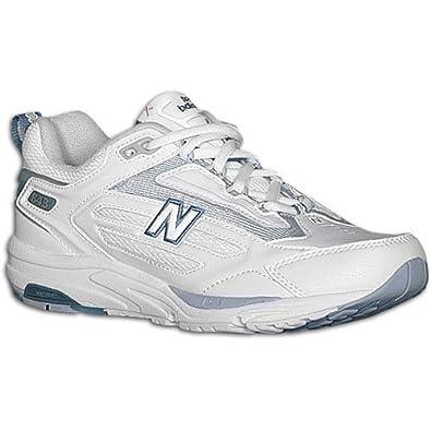 d8c99075f4e50 Amazon.com: New Balance Women's 843 Size: 7.5, Width: D, Color: White: Shoes