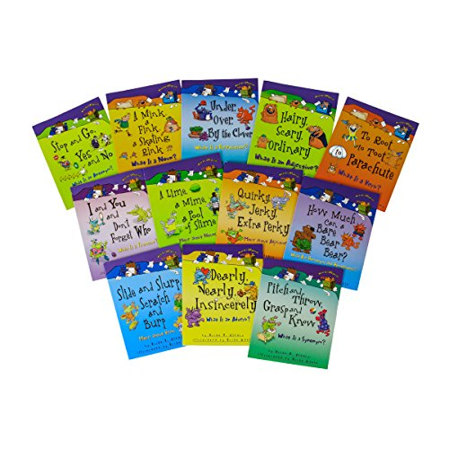 Words Are CATegorical 12 Book Set