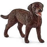 Schleich North America Labrador Retriever, Female Toy Figure