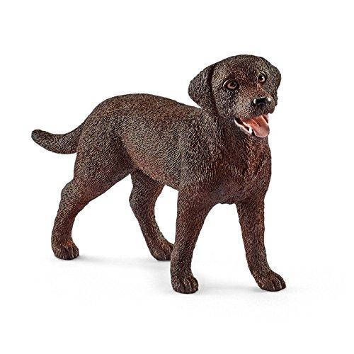 Labrador Retriever Animals (Schleich North America Labrador Retriever, Female Toy Figure)