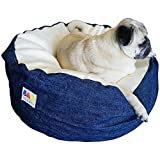 iLoveBAD Organics Hemp & Organic Cotton Pet Bed