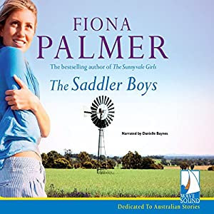 The Saddler Boys Audiobook