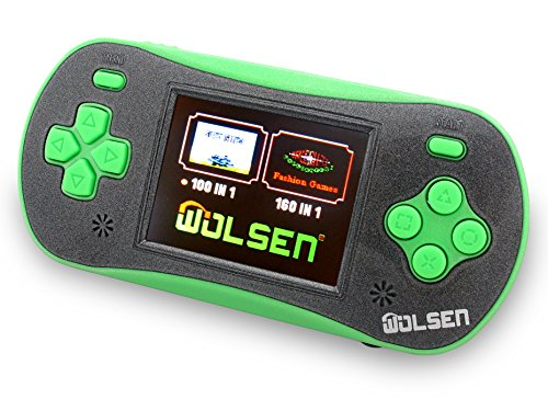 WOLSEN Portable Handheld Console Speaker