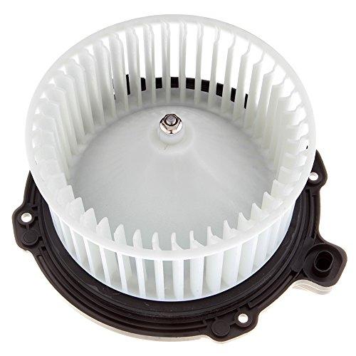 OCPTY A/C Heater Blower Motor ABS w/Fan Cage Air Conditioning HVAC Replacement fit for 2000-2002 Honda Passport/2000-2000 Isuzu Amigo/2002-2004 Isuzu Axiom/2000-2004 Isuzu Rodeo