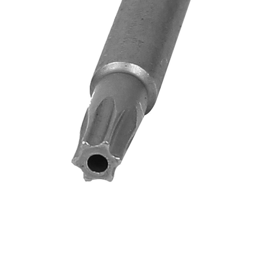 10Pcs 75mm Lang 1//4 Sechskantschaft T15 Tip Magnetik Torx Schraubendreher Bits de